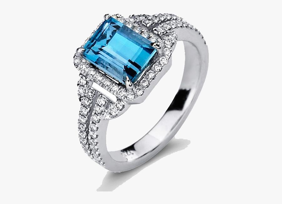 Ring - Diamond Ring Image Hd, Transparent Clipart
