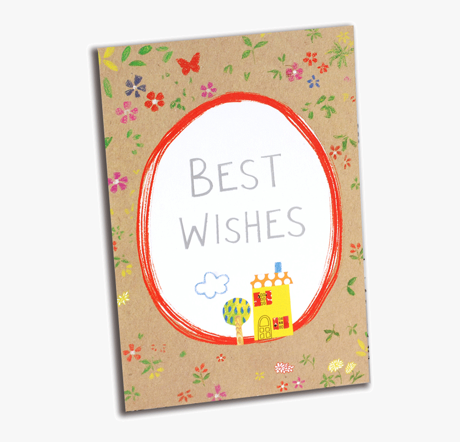 Blank Greeting Card Png - Greeting Card, Transparent Clipart