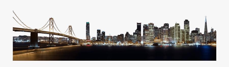San Francisco Skyline Png San Francisco - Background San Francisco Png, Transparent Clipart