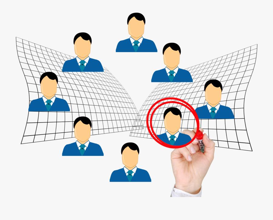 Goal Clipart Ambitious - Recursos Humanos De Una Empresa Png, Transparent Clipart