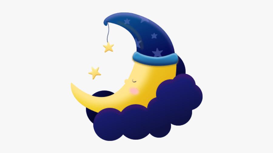 #goodnight #moon #star #night #freetoedit, Transparent Clipart