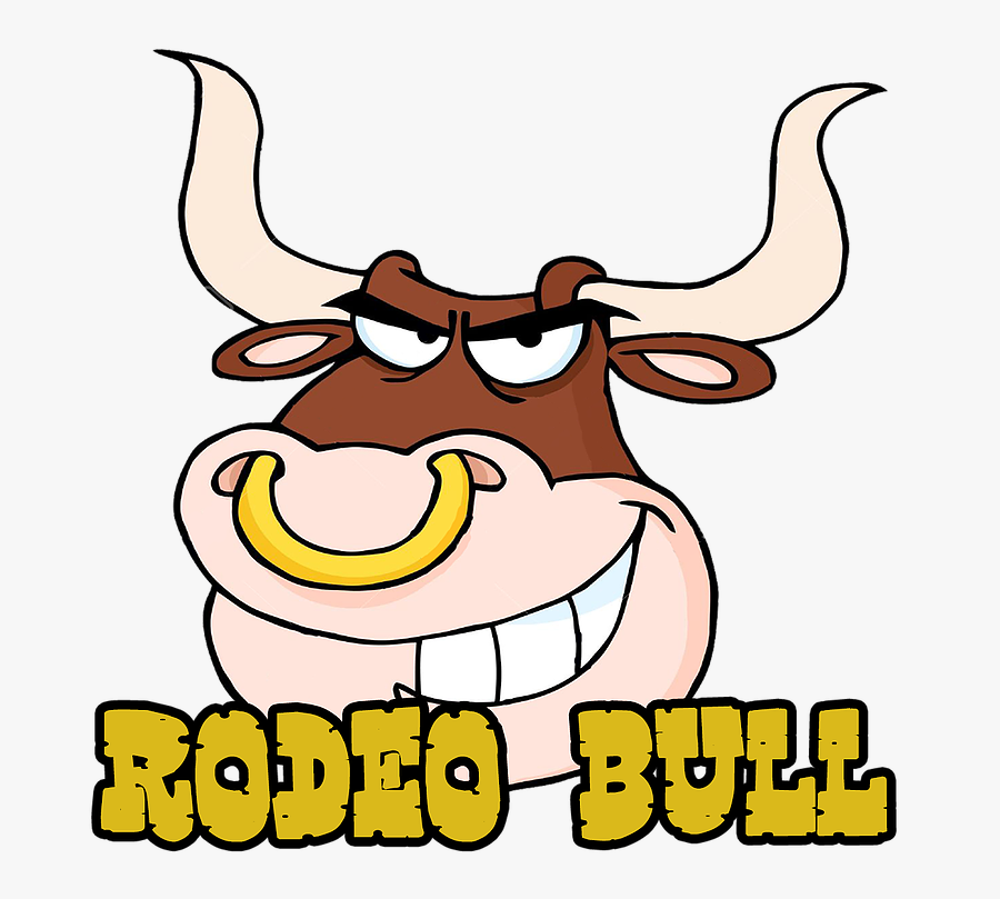 Inflatable Hire Rodeo Bull Logopng - Rodeo Bull Clipart, Transparent Clipart