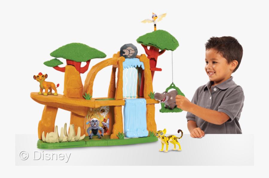 Lion Guard Toy Set, Transparent Clipart