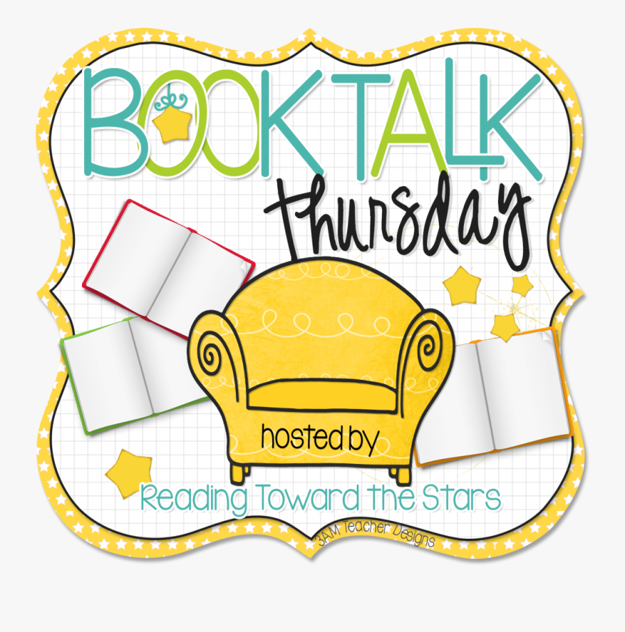 Book Talk For Kindergarten, Transparent Clipart