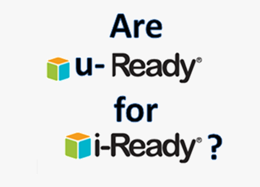 We Are Ready For Iready , Free Transparent Clipart - ClipartKey