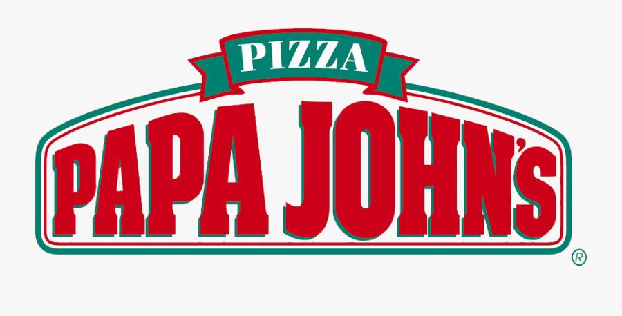 Papa Johns Pizza, Transparent Clipart