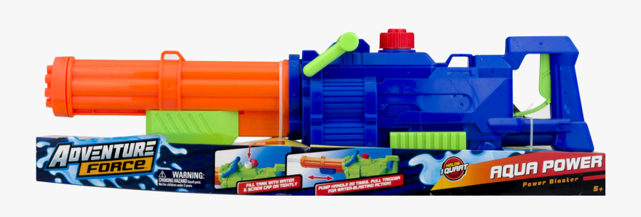 Water Gun , Png Download - Inflatable, Transparent Clipart