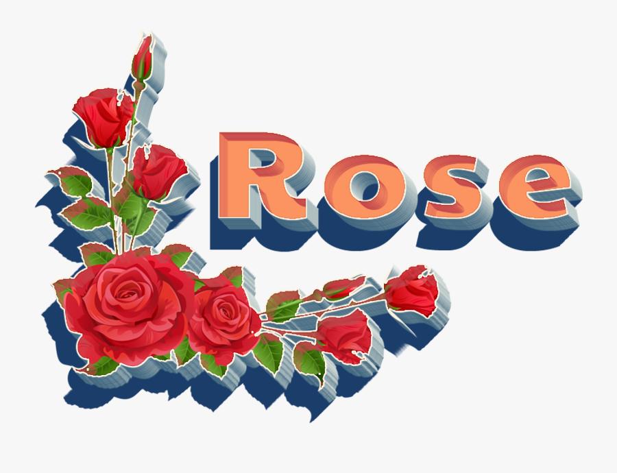Art,rose Family,logo,garden Roses,floral Design,cut - Garden Roses, Transparent Clipart