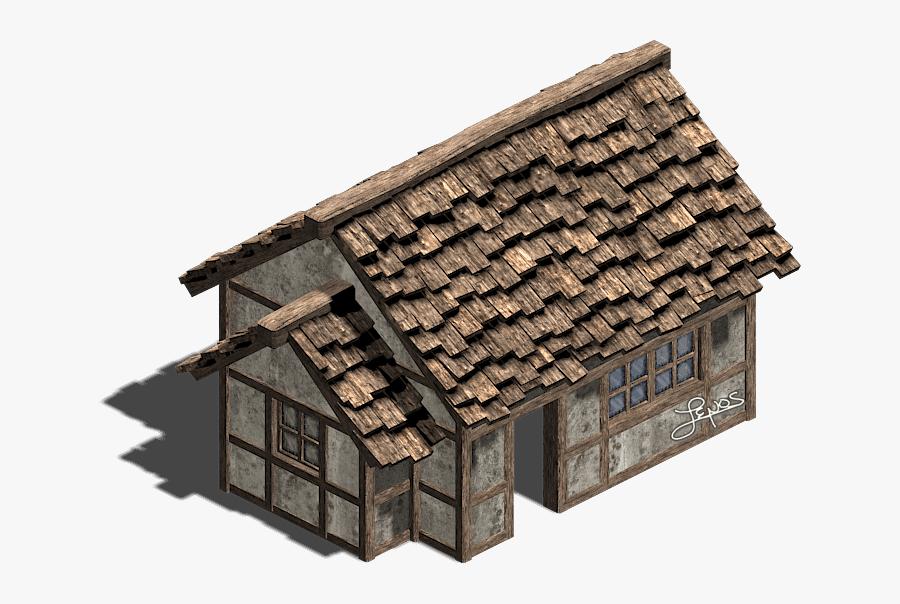 Houses Clipart Jpeg - Wooden House Transparent, Transparent Clipart