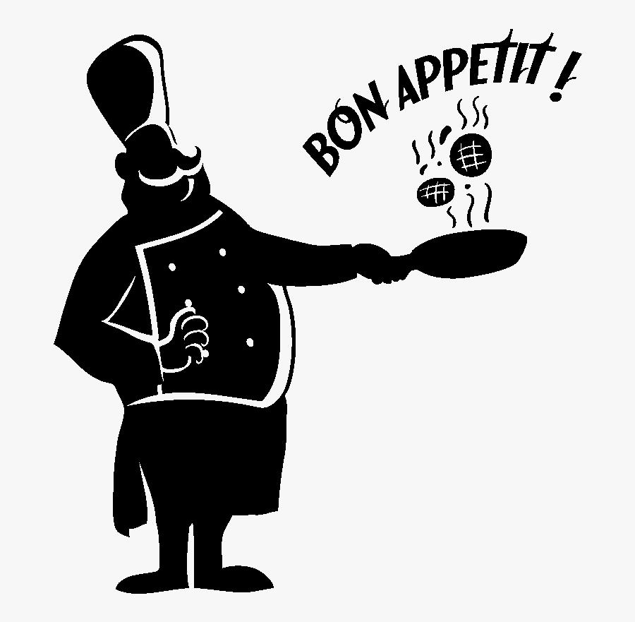 Bon Appetit Png, Transparent Clipart