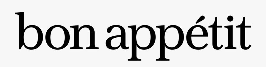 Ba Logo New K - Bon Appetit Magazine Logo, Transparent Clipart