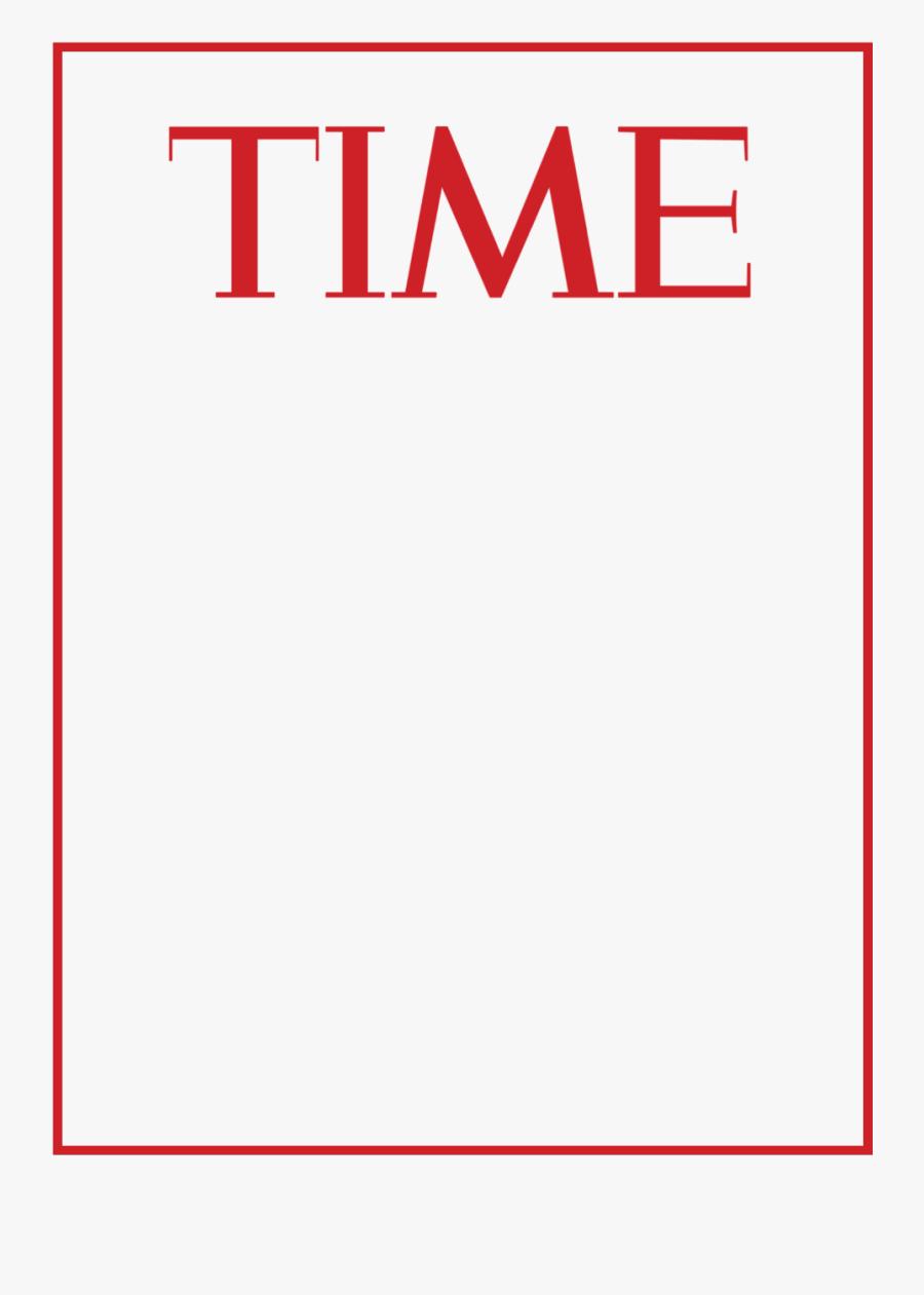 Time Magazine, Transparent Clipart