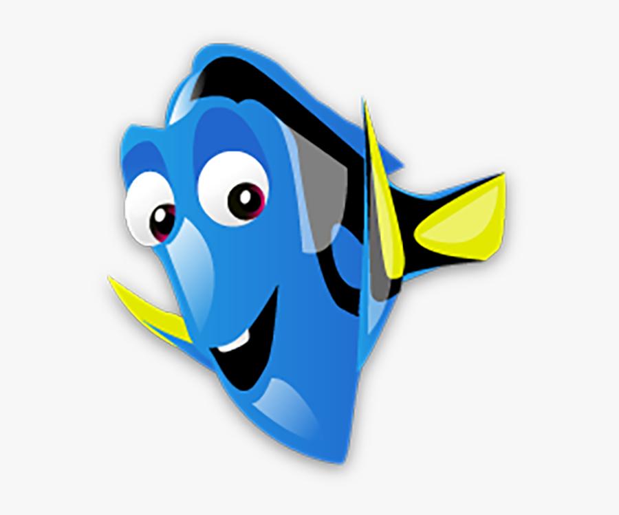 Swedish Fish Store - Nemo Icon, Transparent Clipart