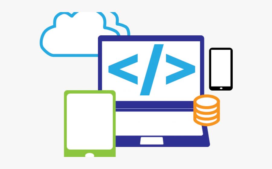 Application Development Icon, Transparent Clipart
