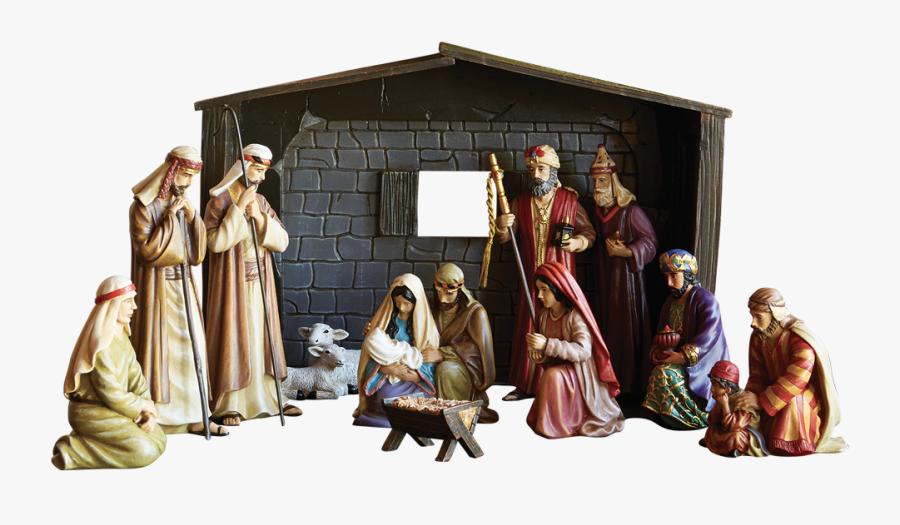 Greg Olsen Nativity, Transparent Clipart