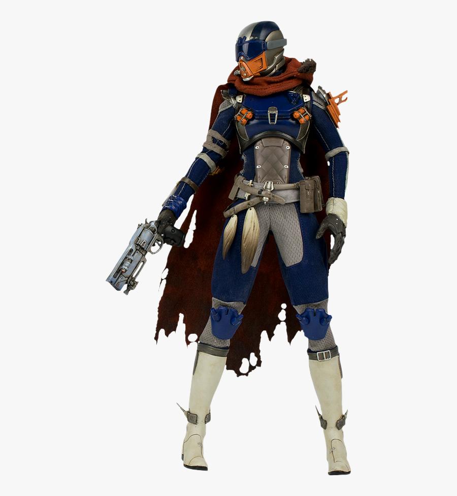 Collections At Sccpre Cat - Destiny 1 Hunter Armor, Transparent Clipart