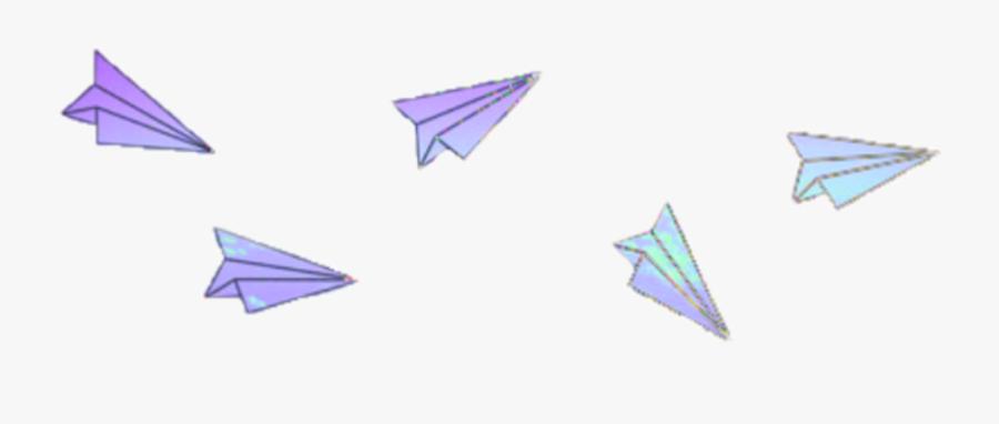242 2425242 airplane paper galaxy purple star kawaii cute blue