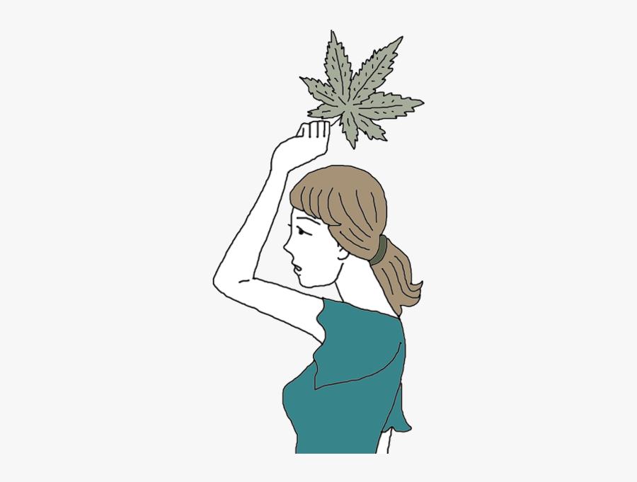 Marijuana / Cannabis - Cannabis Dreams, Transparent Clipart