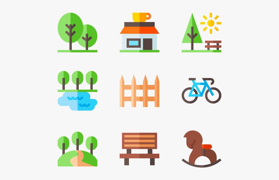 Clip Art Design Vector - Icon Flat Design Png, Transparent Clipart