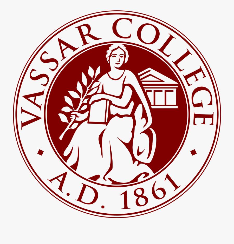 Vassar College Logo, Transparent Clipart