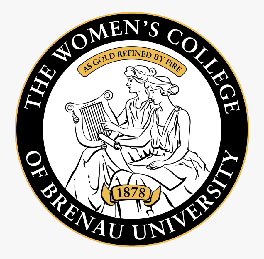 """The Women""""s College Of Brenau University Seal - American College Of Cardiology, Transparent Clipart"""