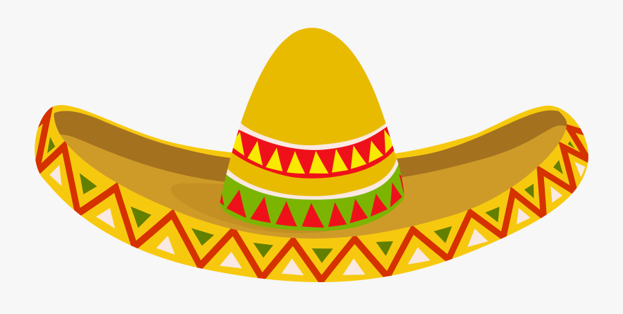 Sombrero Png Clipart - Transparent Background Sombrero Clipart, Transparent Clipart