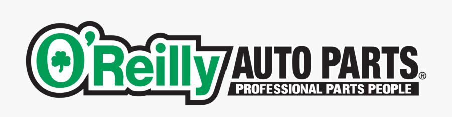 Clip Art Auto Parts Logo - O Reilly Logo Png, Transparent Clipart