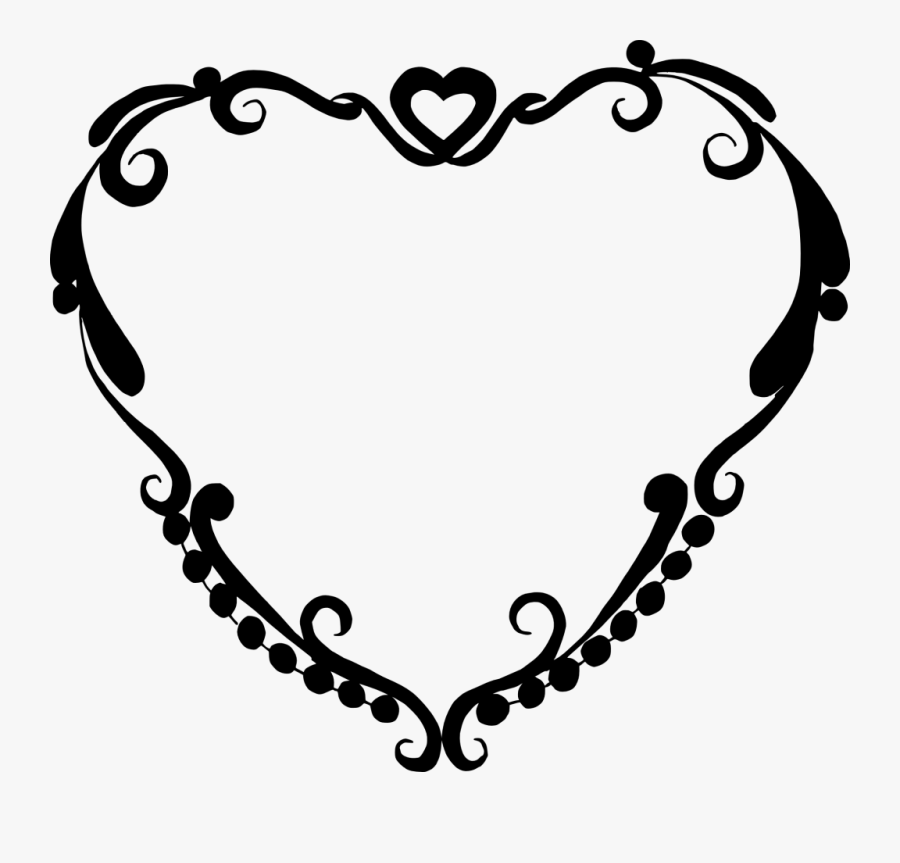 Heart Png Transparent - Coloured Freshwater Pearl Necklace, Transparent Clipart