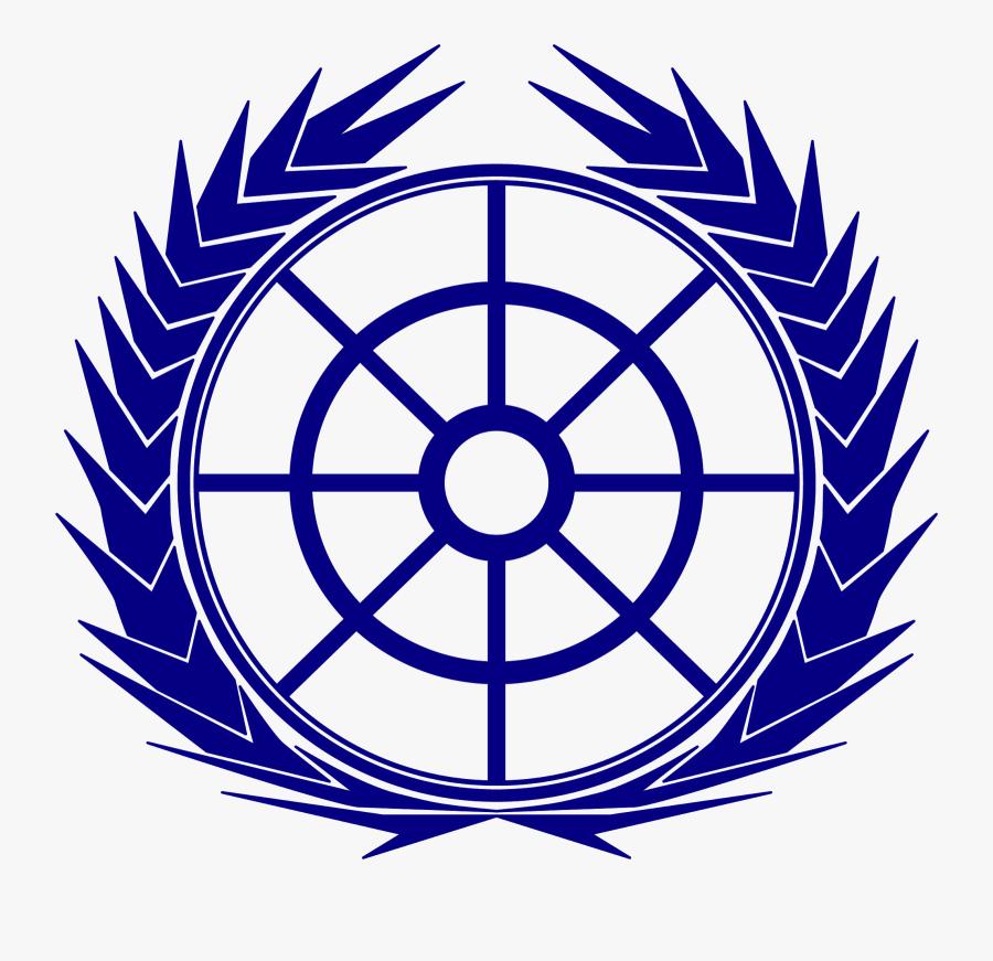 Ship Wheel Clip Art - Christopher Columbus Culture Symbol, Transparent Clipart