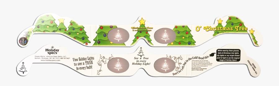 Christmas Tree, Transparent Clipart