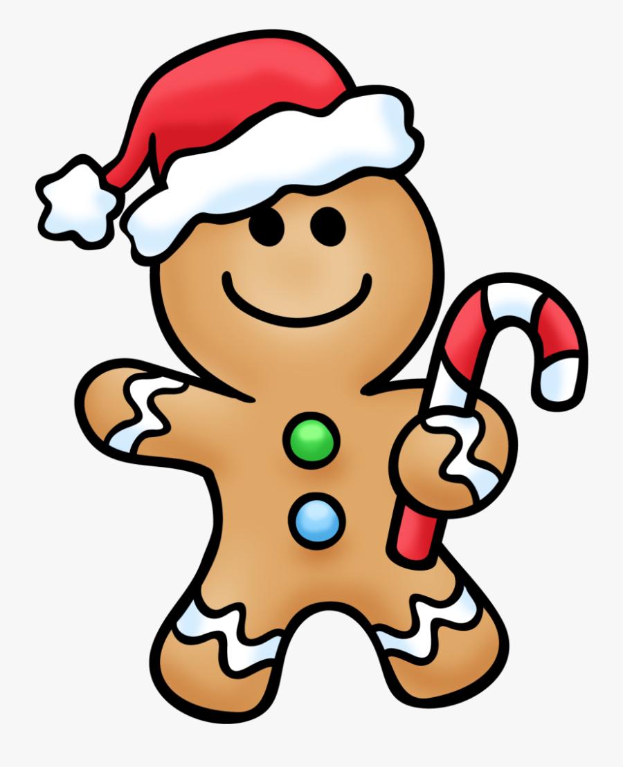 Clipart Of Lang, 2 Man And Bullet Casing - Cartoon Christmas Gingerbread Man, Transparent Clipart