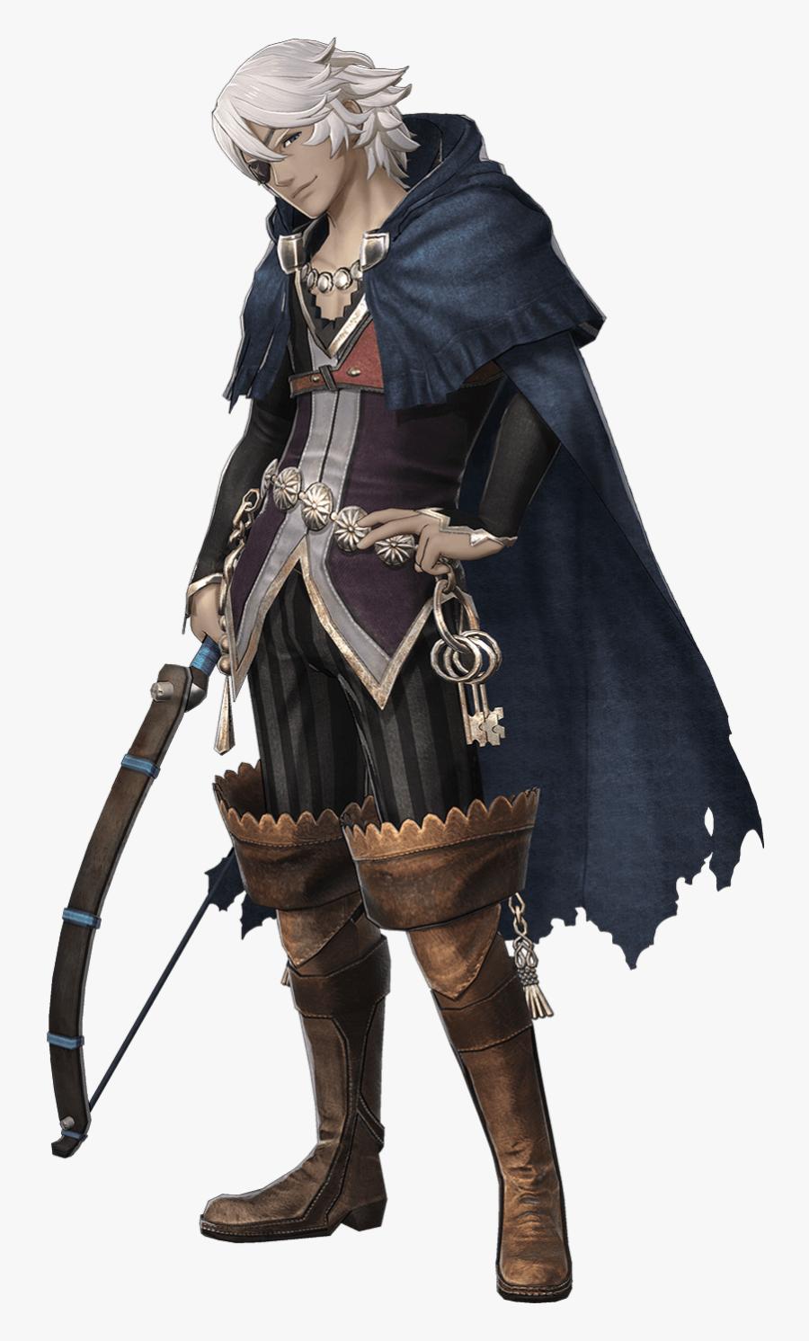 Niles Fire Emblem Warriors, Transparent Clipart