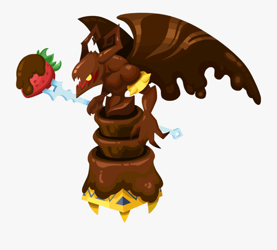 Chocolate Gargoyle Khx - Brown Heartless Kingdom Hearts, Transparent Clipart