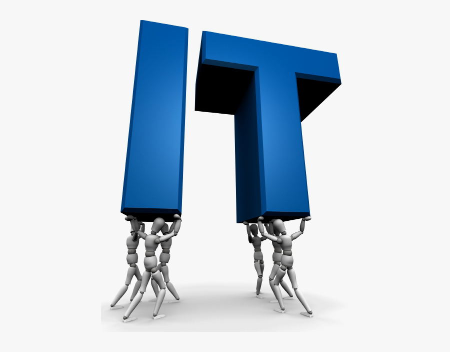 It Png Photo - Information Technology Team Logo, Transparent Clipart