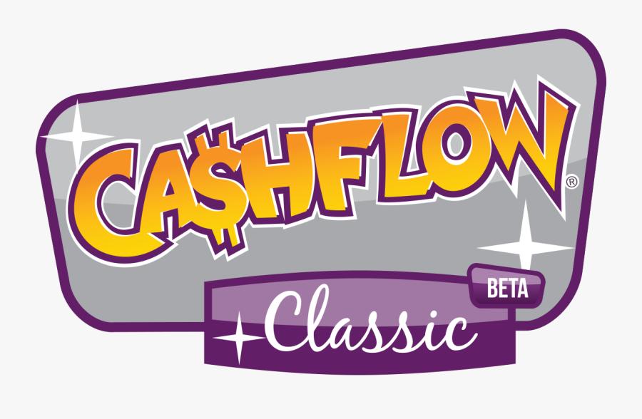 Cashflow Classic Logo - Cash Flow, Transparent Clipart