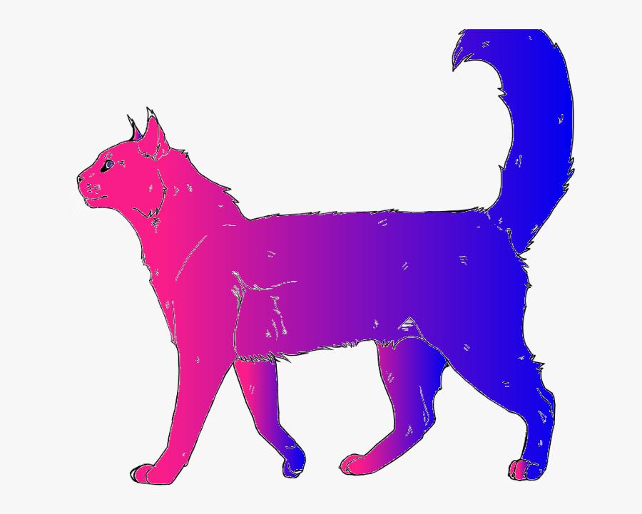 Warriors Oc& - Svg Cricut Cat, Transparent Clipart