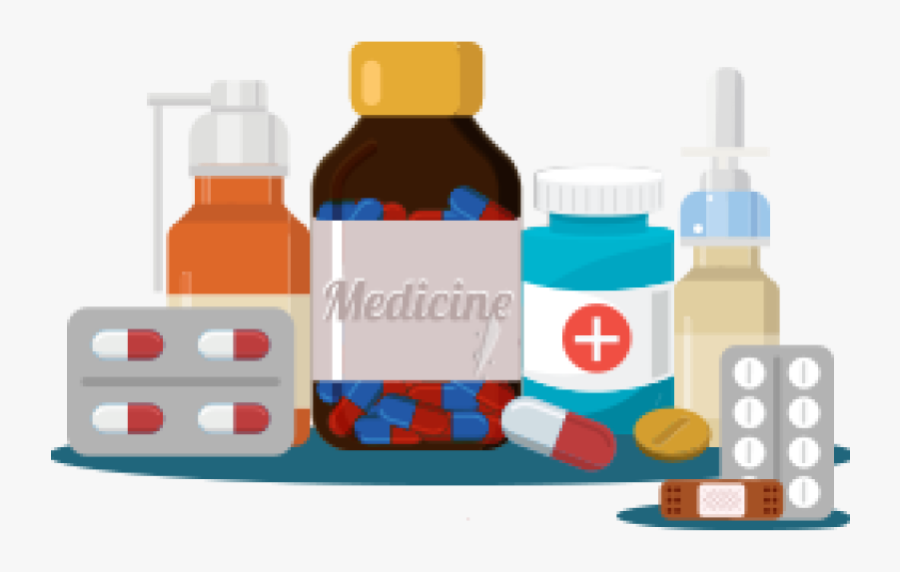 Cetfast 10mg Tablet - Medicine Cartoon Png , Free Transparent Clipart -  ClipartKey