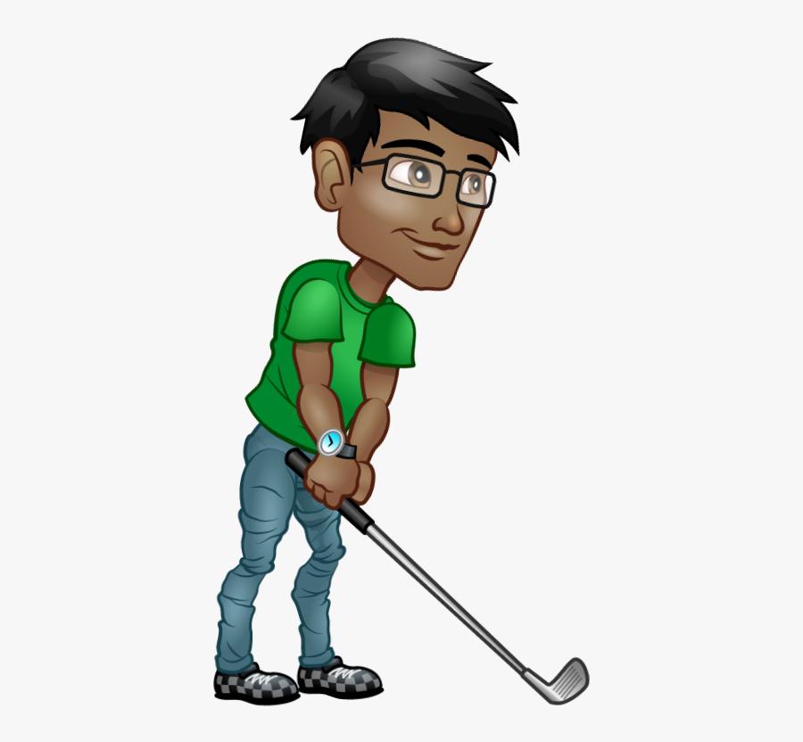 Miniature Golf Cartoon Free Transparent Clipart Clipartkey