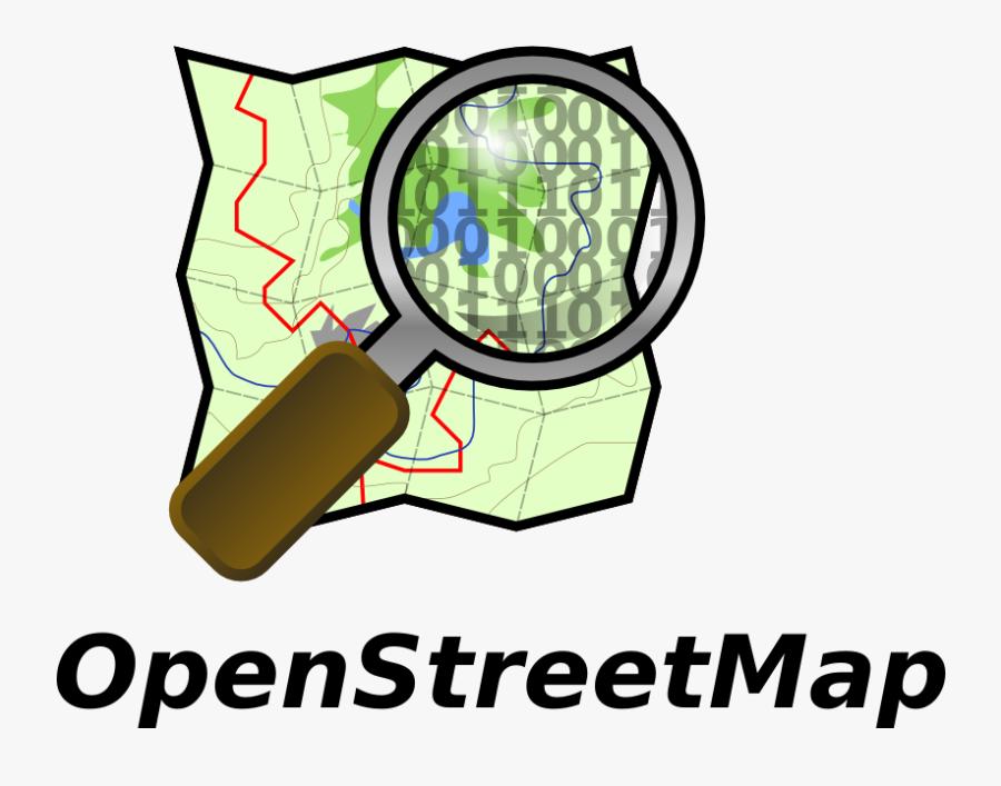 Osm Logo - Open Street Maps Logo, Transparent Clipart