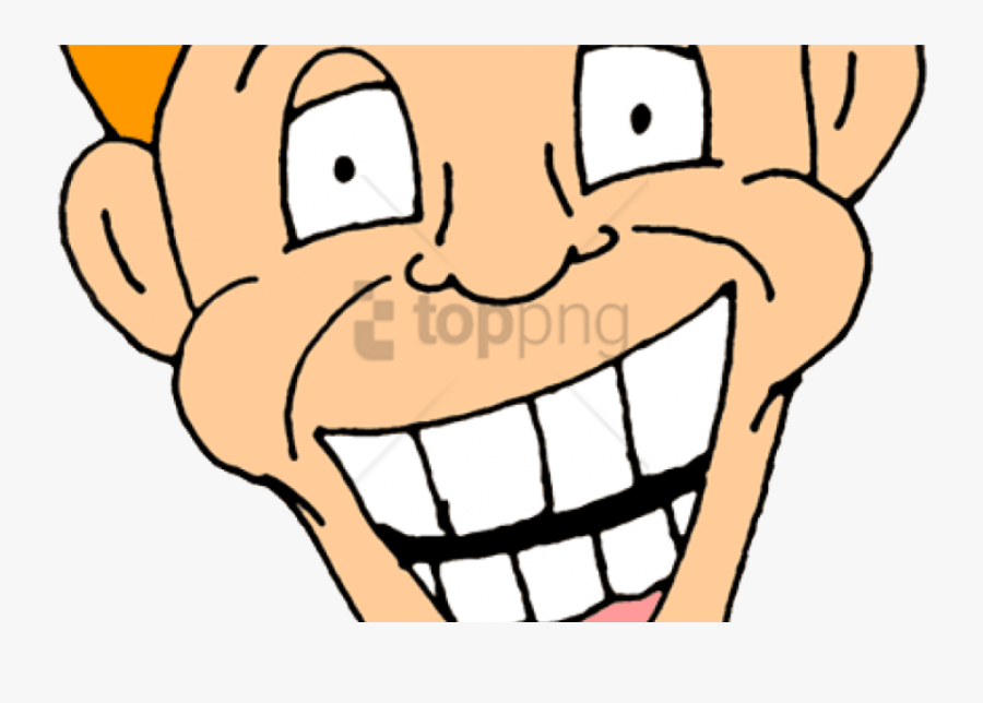 Free Png Big Smile Png Image With Transparent Background - Big Smile Clip Art, Transparent Clipart