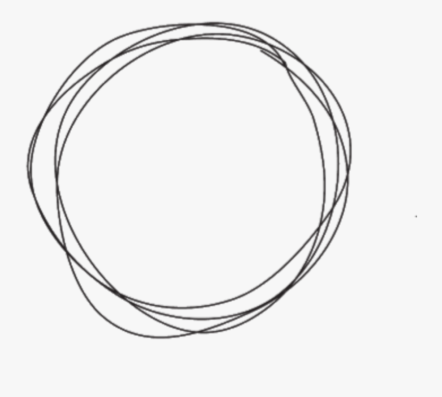 #round #frame #border #circle #lineas #background #overlay - Border Circle, Transparent Clipart