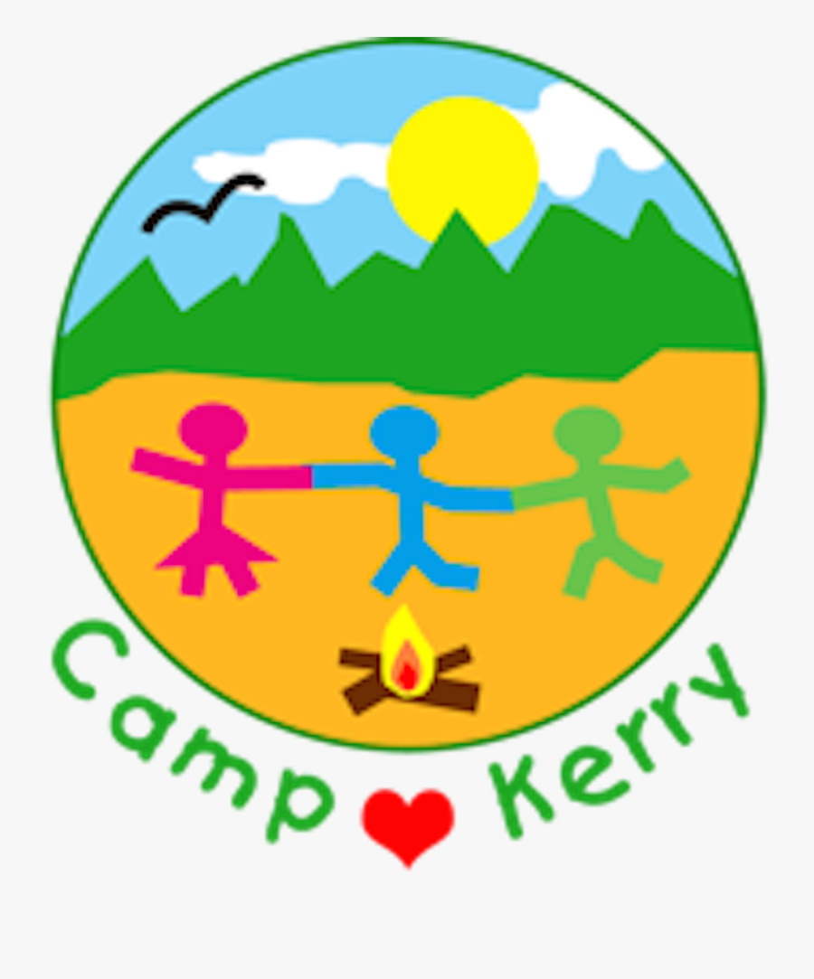 Counseling Clipart Education Society - Camp Kerry Logo, Transparent Clipart