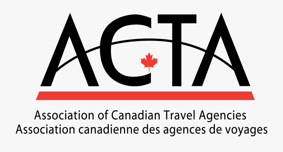 Association Of Canadian Travel Agents Logo - Association Of Canadian Travel Agencies, Transparent Clipart