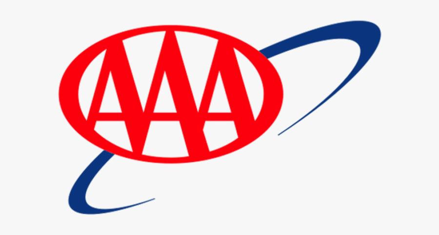 American Automobile Association Logo, Transparent Clipart