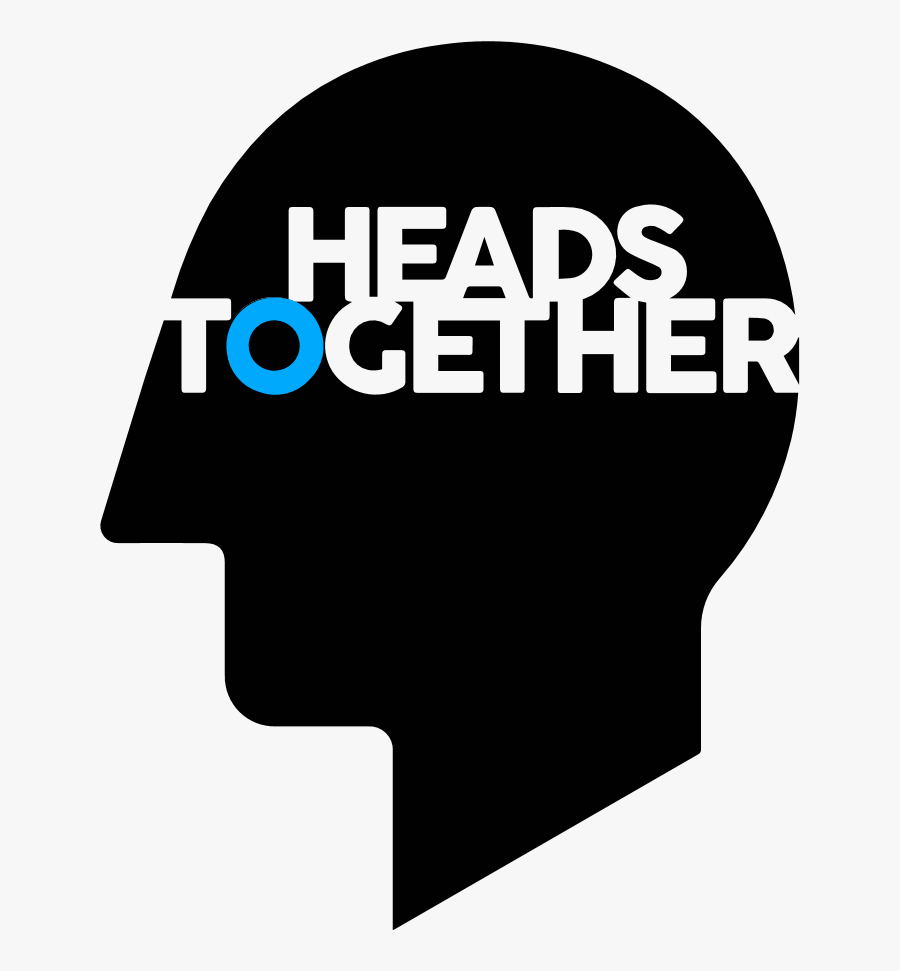Heads Together - Mind Mental Health Heads Together, Transparent Clipart