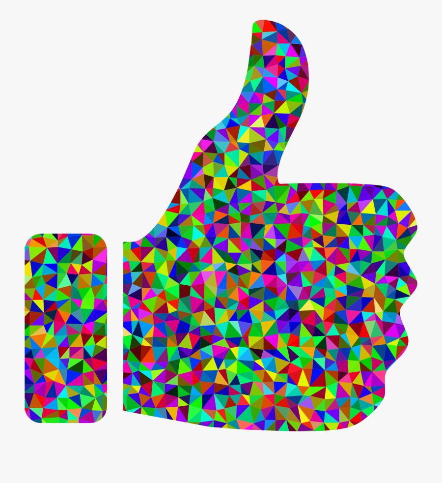 Good Clipart Thumbs Up Emoji - Thumbs Up Emoji Art, Transparent Clipart