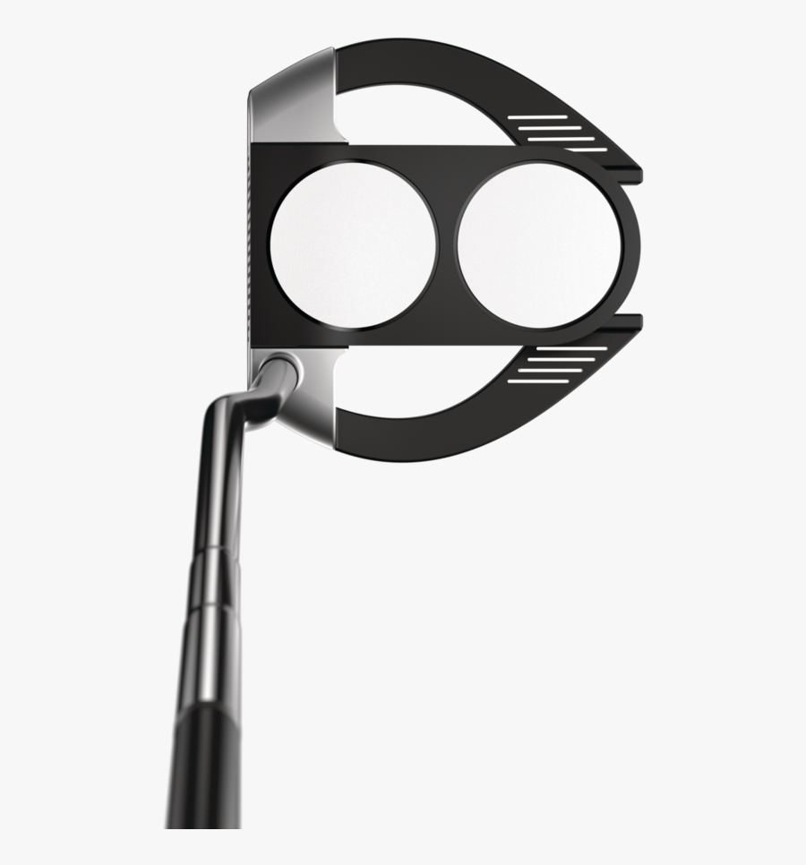 Odyssey Stroke Lab 2-ball Fang Putter - Odyssey Stroke Lab, Transparent Clipart