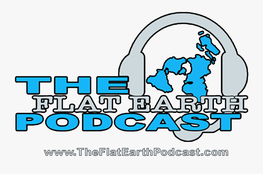 Flat Earth Podcast, Transparent Clipart