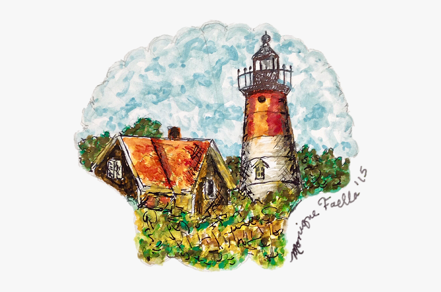Lighthouse, Transparent Clipart