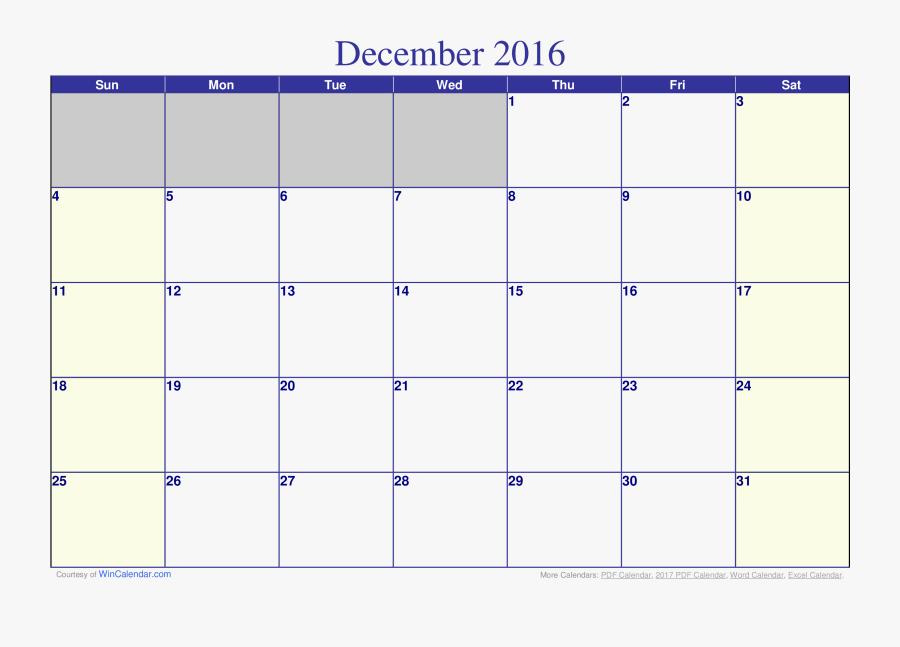 Clip Art Free Printable Calendar Template - 12 Month Blank Free Calendar Printable, Transparent Clipart